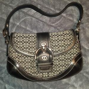 Authentic Coach Hobo Shoulder bag purse